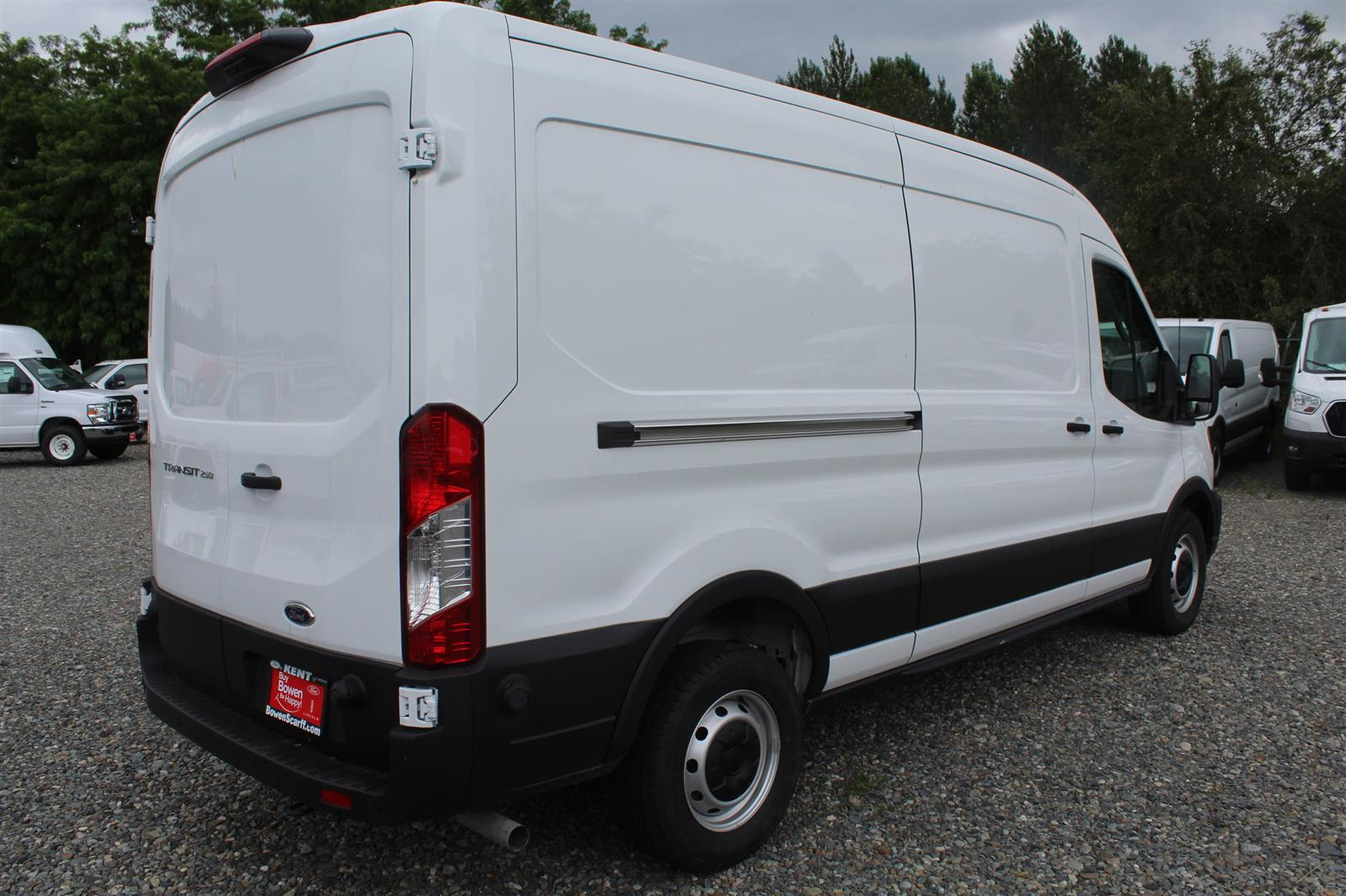 2020 Ford Transit 250 Med Roof RWD, Empty Cargo Van #E9456 - photo 7