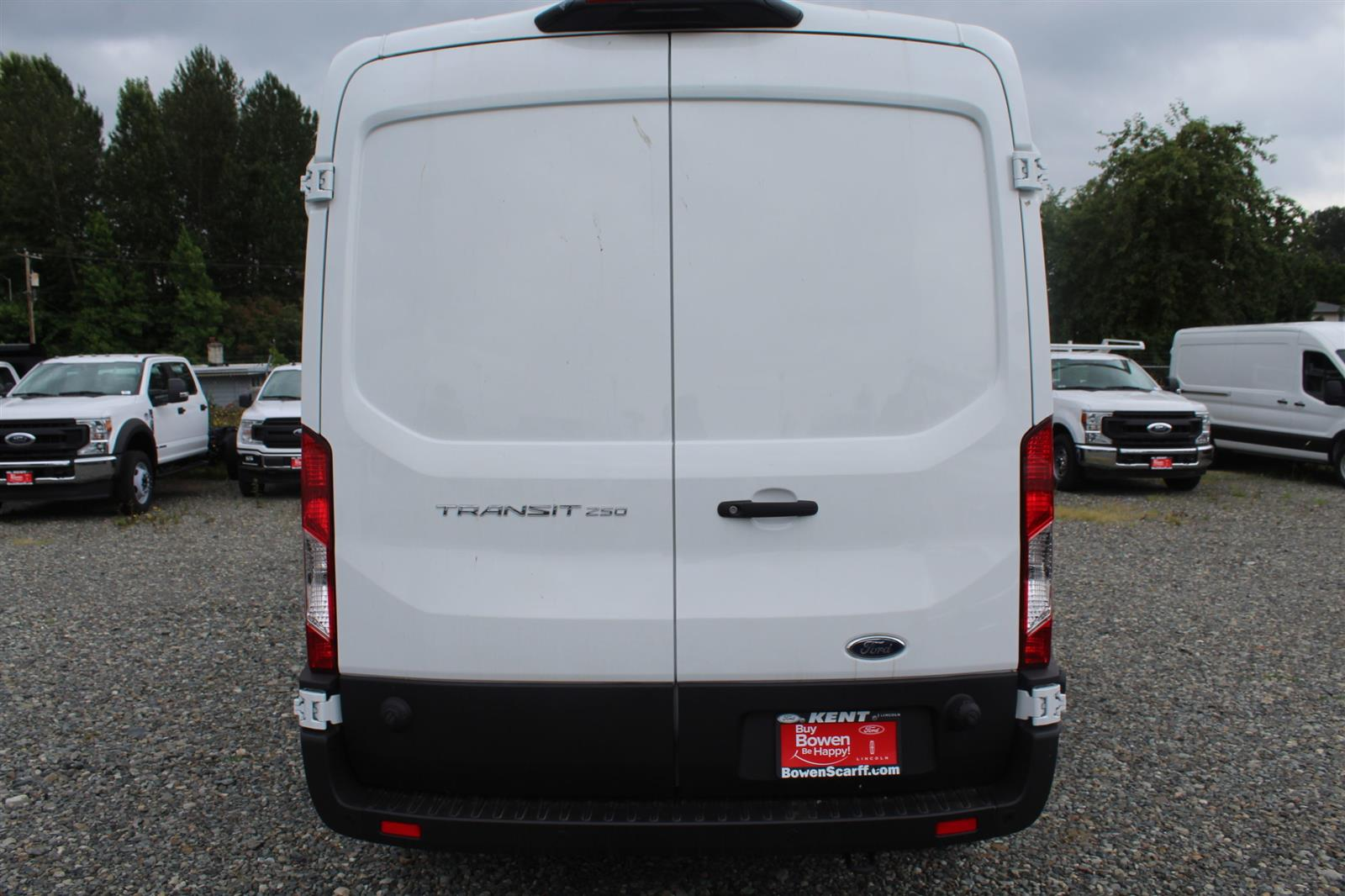 2020 Ford Transit 250 Med Roof RWD, Empty Cargo Van #E9456 - photo 8
