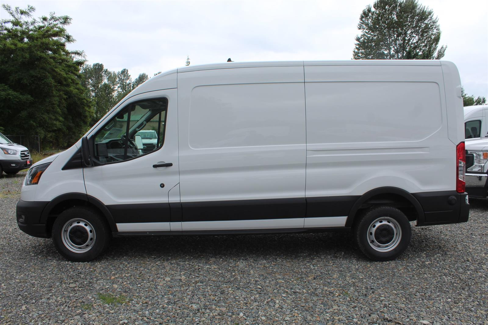 2020 Ford Transit 250 Med Roof RWD, Empty Cargo Van #E9456 - photo 11