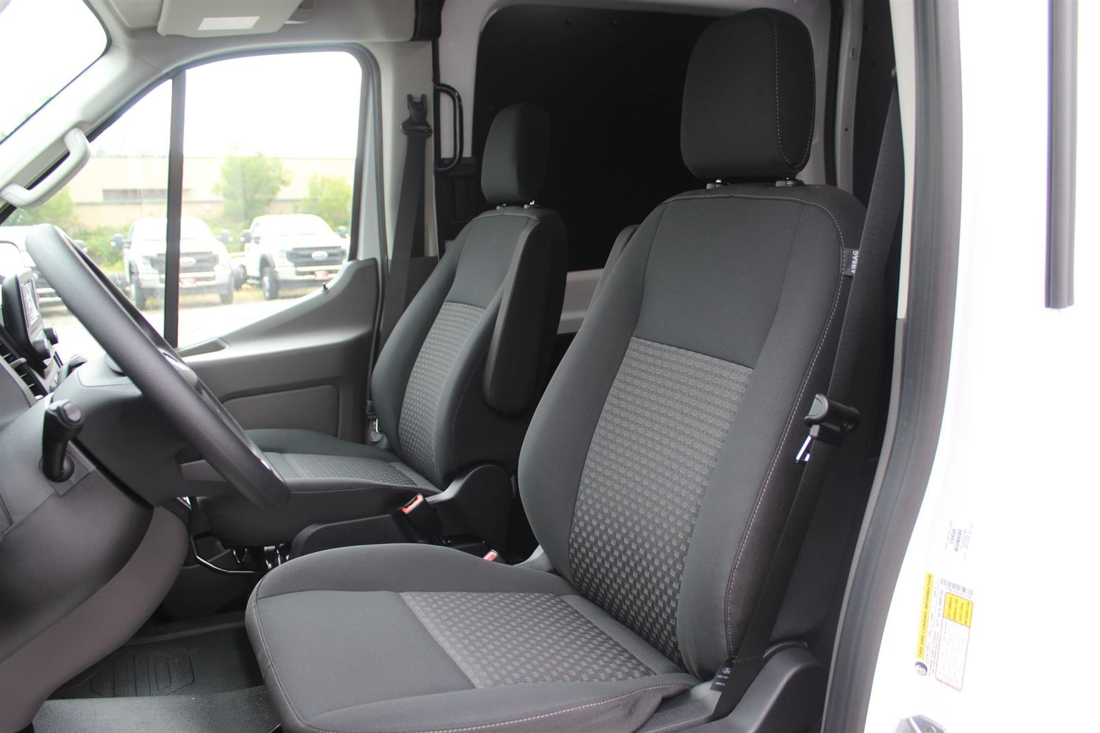 2020 Ford Transit 250 Med Roof RWD, Empty Cargo Van #E9456 - photo 16