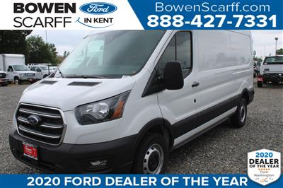 2020 Ford Transit 250 Med Roof RWD, Empty Cargo Van #E9456 - photo 1