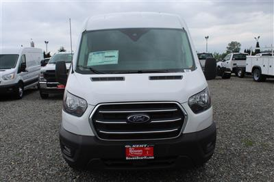 2020 Ford Transit 250 Med Roof RWD, Empty Cargo Van #E9456 - photo 3
