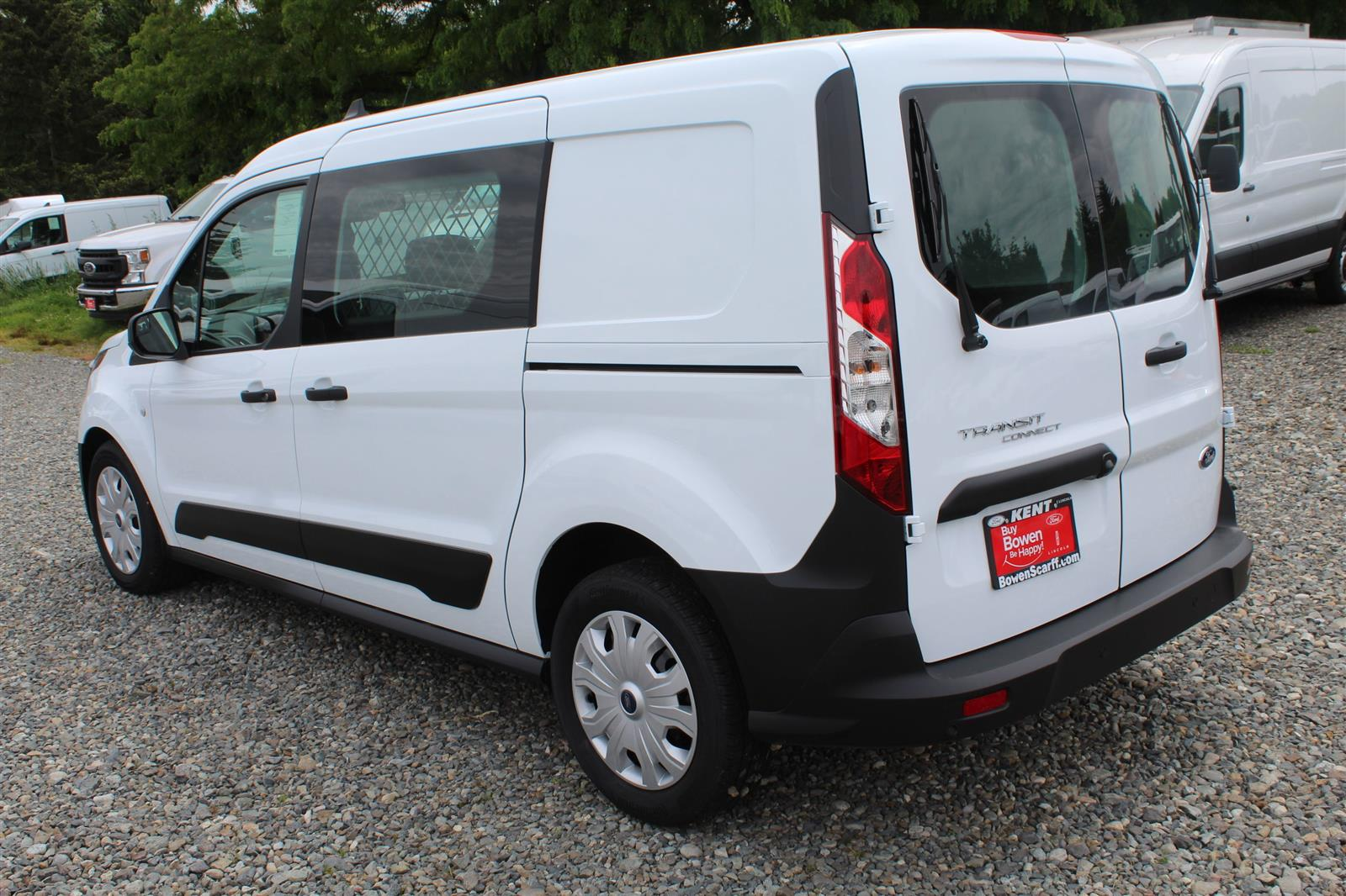 2020 Ford Transit Connect, Empty Cargo Van #E9461 - photo 9