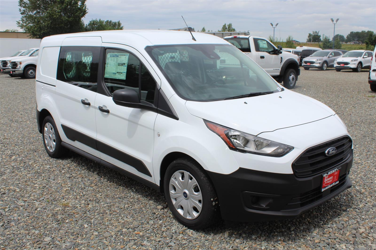 2020 Ford Transit Connect, Empty Cargo Van #E9461 - photo 4