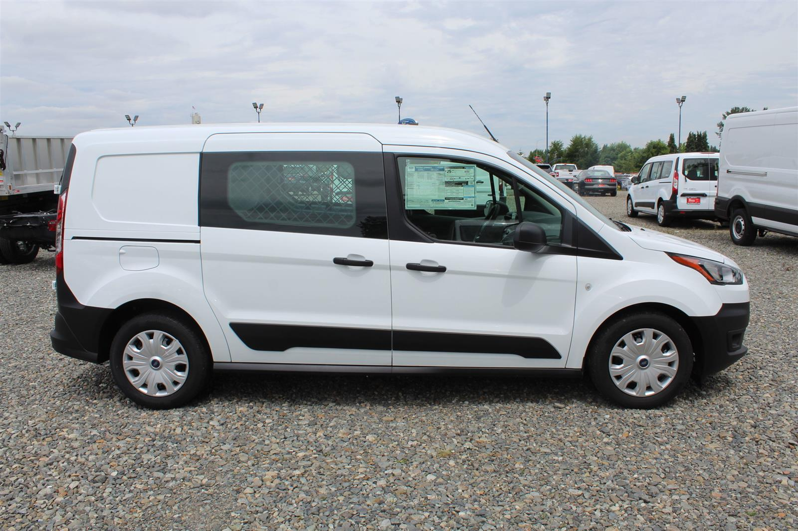 2020 Ford Transit Connect, Empty Cargo Van #E9461 - photo 6