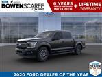 2020 Ford F-150 SuperCrew Cab 4x4, Pickup #E9468 - photo 1