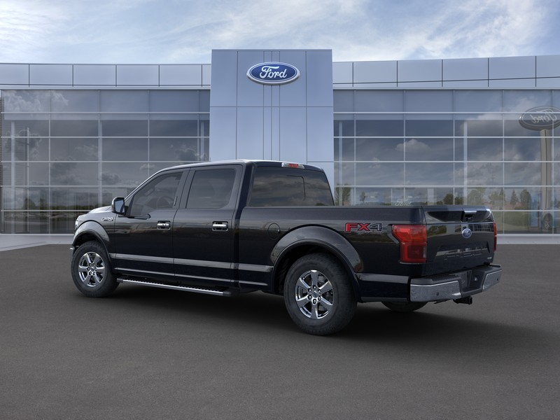 2020 Ford F-150 SuperCrew Cab 4x4, Pickup #E9507 - photo 2