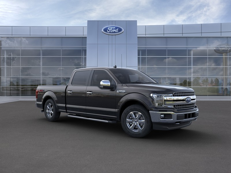 2020 Ford F-150 SuperCrew Cab 4x4, Pickup #E9507 - photo 7