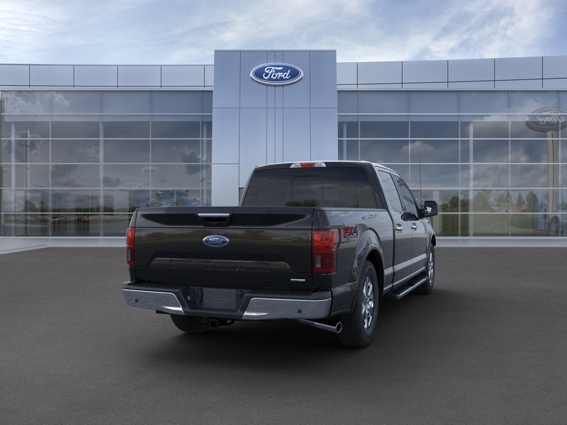 2020 Ford F-150 SuperCrew Cab 4x4, Pickup #E9507 - photo 8