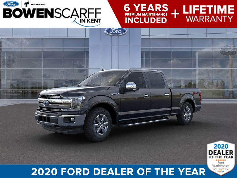 2020 Ford F-150 SuperCrew Cab 4x4, Pickup #E9507 - photo 1