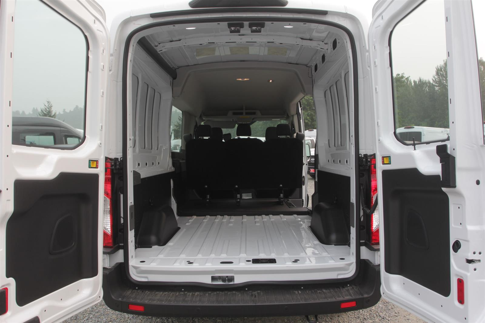 2020 Ford Transit 250 Med Roof RWD, Crew Van #E9513 - photo 1