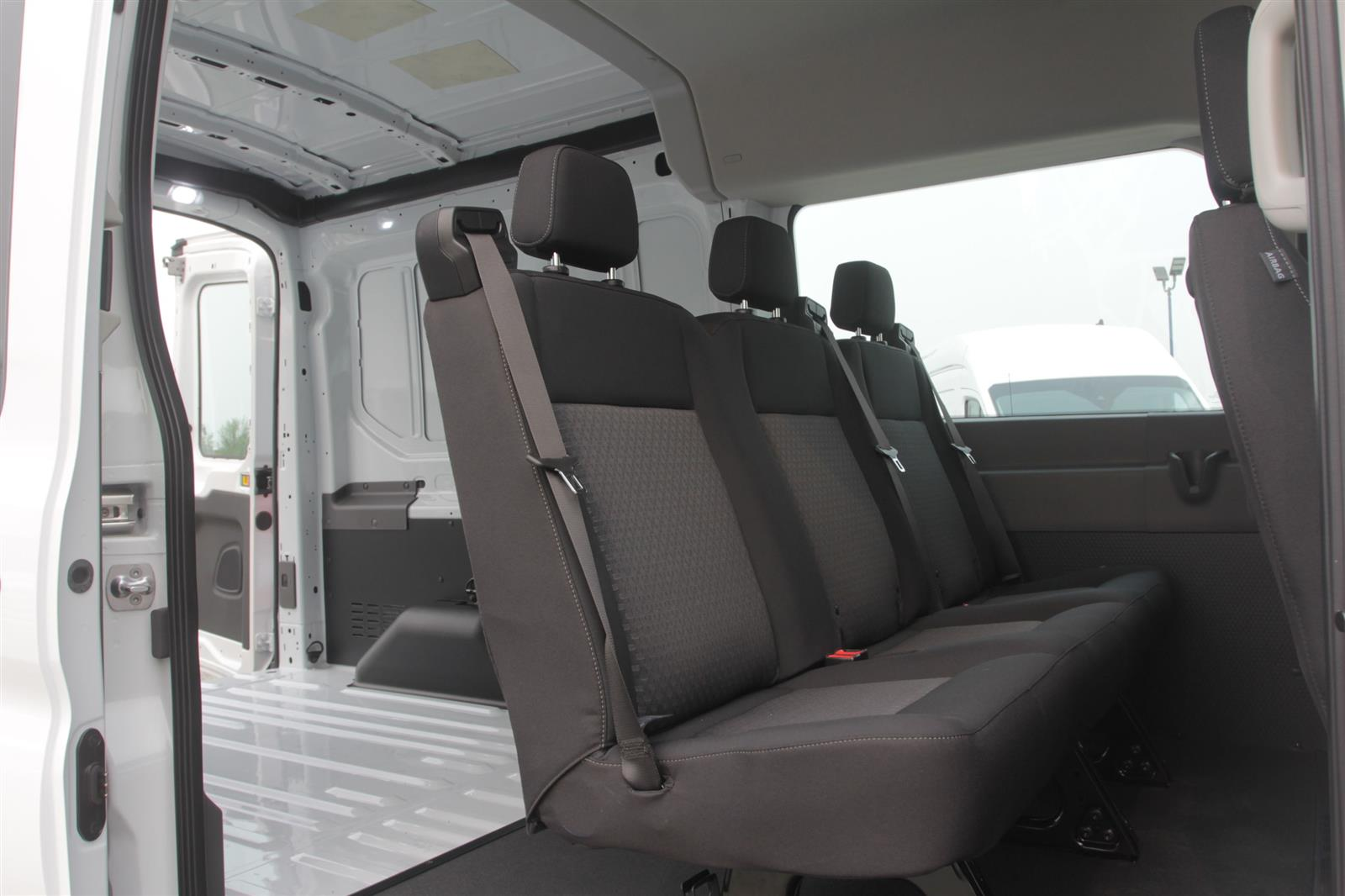 2020 Ford Transit 250 Med Roof RWD, Crew Van #E9513 - photo 14
