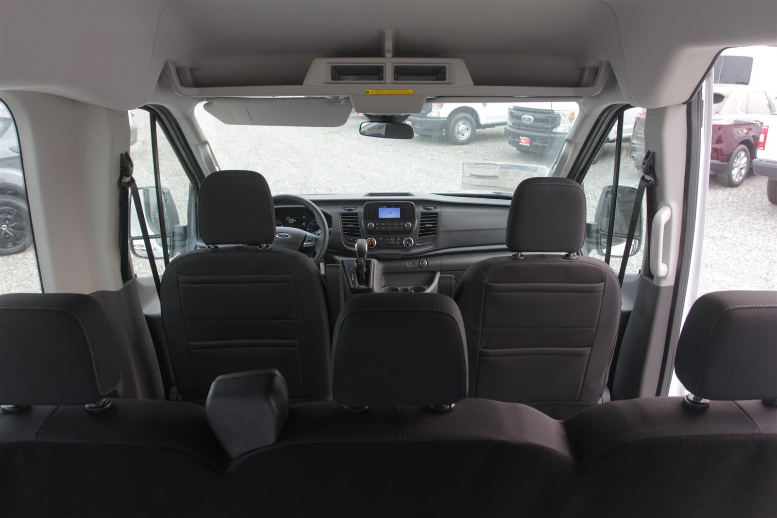 2020 Ford Transit 250 Med Roof RWD, Crew Van #E9513 - photo 15