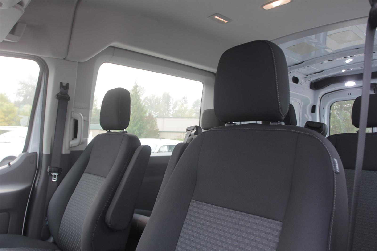 2020 Ford Transit 250 Med Roof RWD, Crew Van #E9513 - photo 18