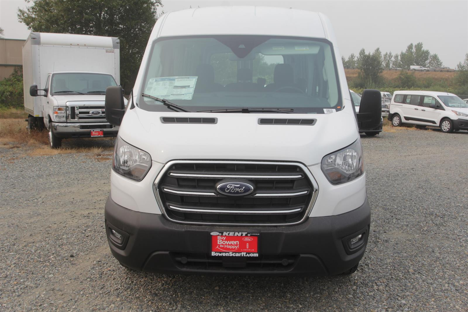 2020 Ford Transit 250 Med Roof RWD, Crew Van #E9513 - photo 3