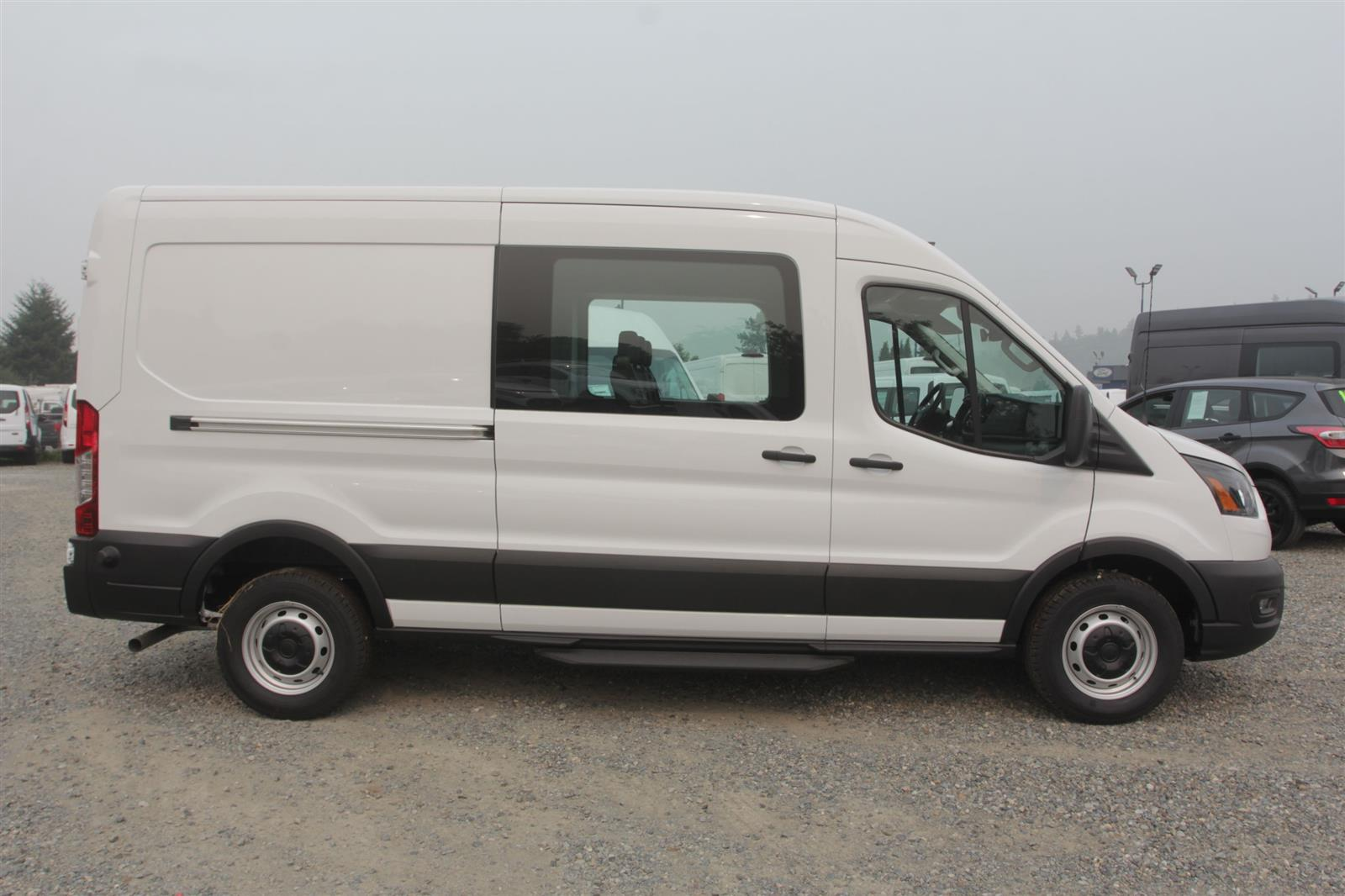 2020 Ford Transit 250 Med Roof RWD, Crew Van #E9513 - photo 5