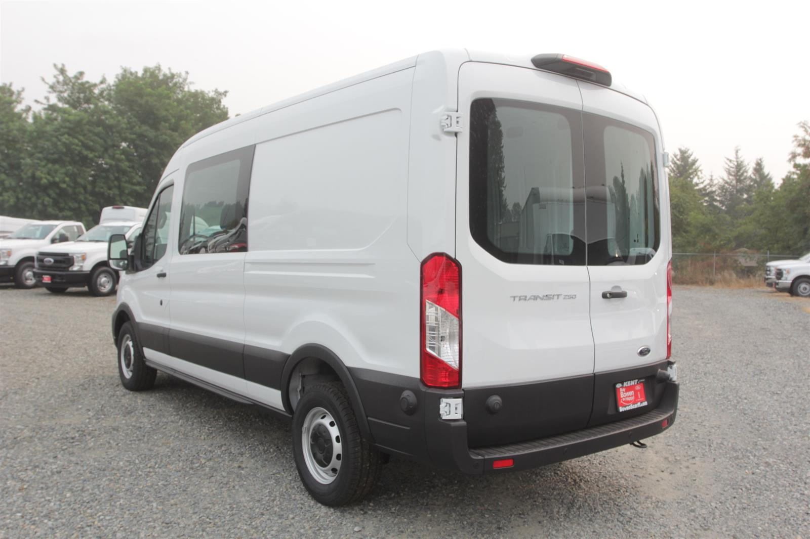 2020 Ford Transit 250 Med Roof RWD, Crew Van #E9513 - photo 8
