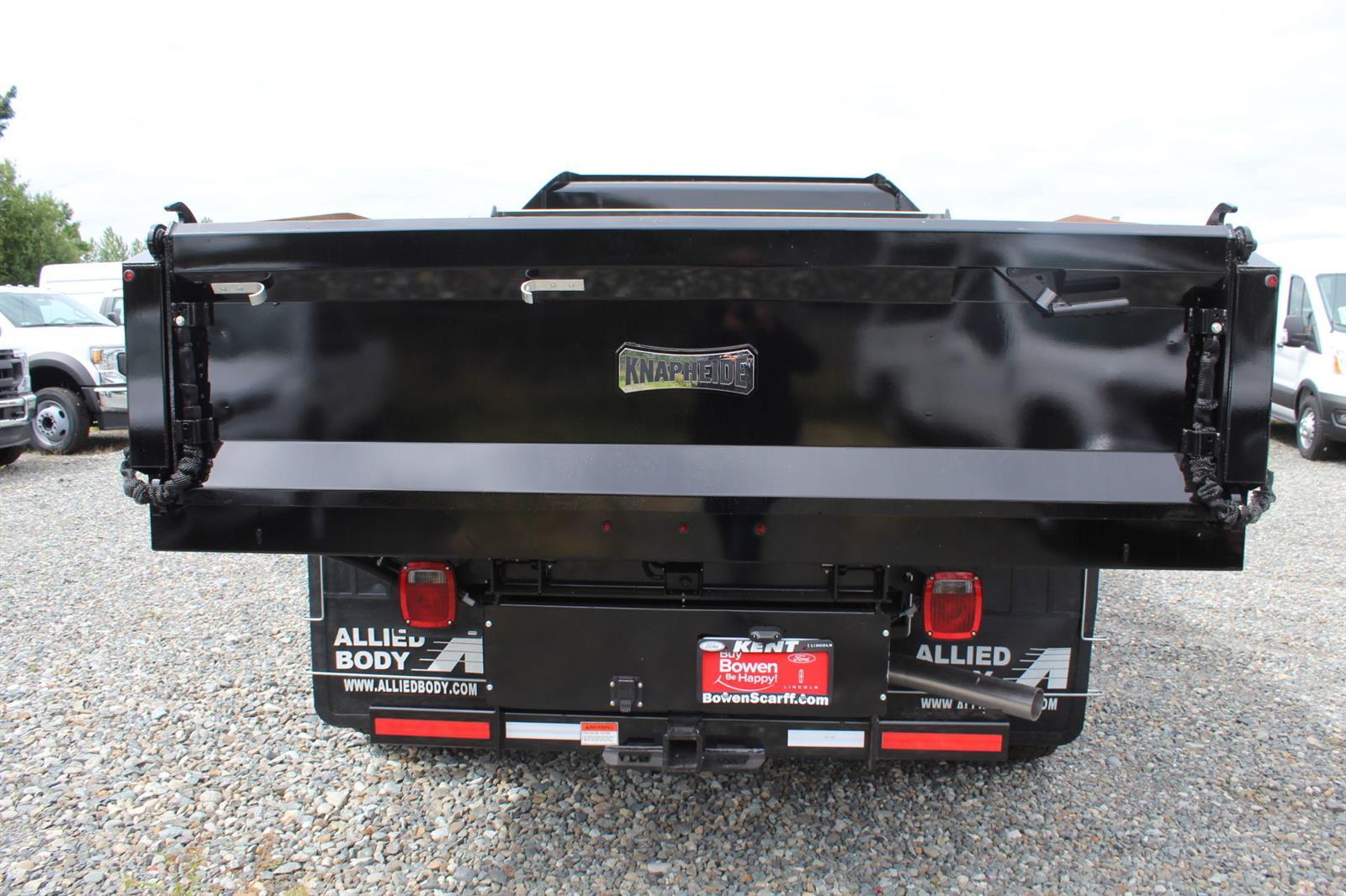 2020 Ford F-550 Regular Cab DRW 4x4, Knapheide Rigid Side Dump Body #E9514 - photo 7
