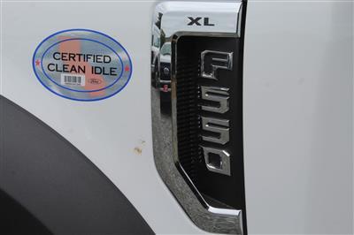 2020 Ford F-550 Regular Cab DRW 4x4, Knapheide Rigid Side Dump Body #E9514 - photo 10