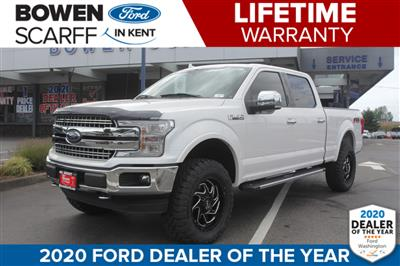 2018 Ford F-150 SuperCrew Cab 4x4, Pickup #E9526A - photo 1