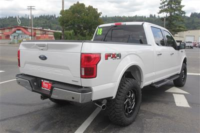 2018 Ford F-150 SuperCrew Cab 4x4, Pickup #E9526A - photo 6