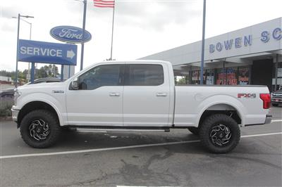 2018 Ford F-150 SuperCrew Cab 4x4, Pickup #E9526A - photo 8