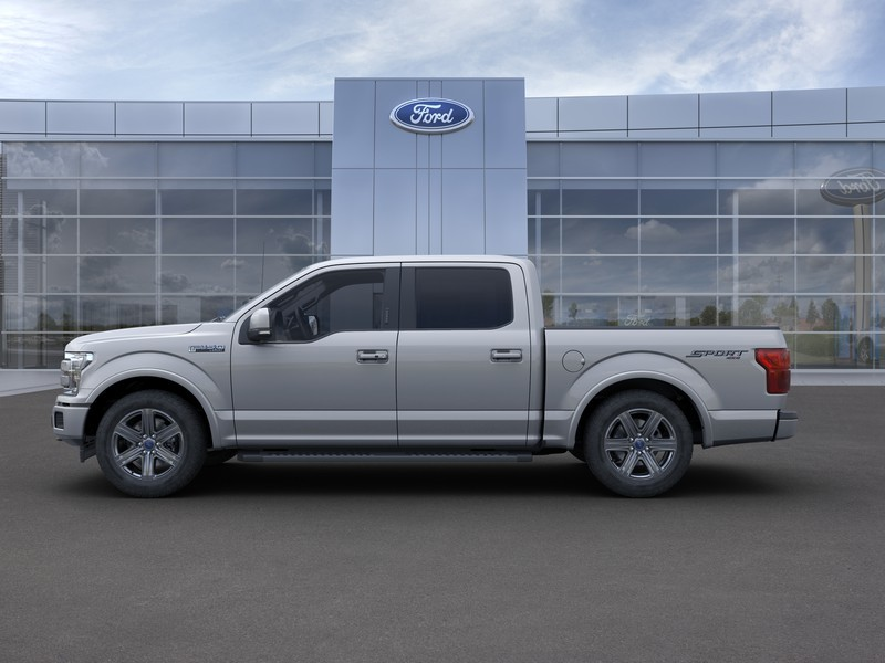 2020 Ford F-150 SuperCrew Cab 4x4, Pickup #E9534 - photo 4