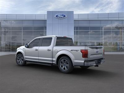2020 Ford F-150 SuperCrew Cab 4x4, Pickup #E9534 - photo 2