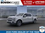 2020 Ford F-150 SuperCrew Cab 4x4, Pickup #E9534 - photo 1