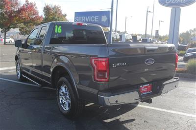 2016 Ford F-150 Super Cab 4x4, Pickup #E9541A - photo 2
