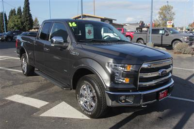 2016 Ford F-150 Super Cab 4x4, Pickup #E9541A - photo 4