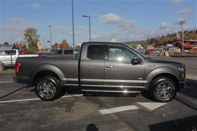 2016 Ford F-150 Super Cab 4x4, Pickup #E9541A - photo 5