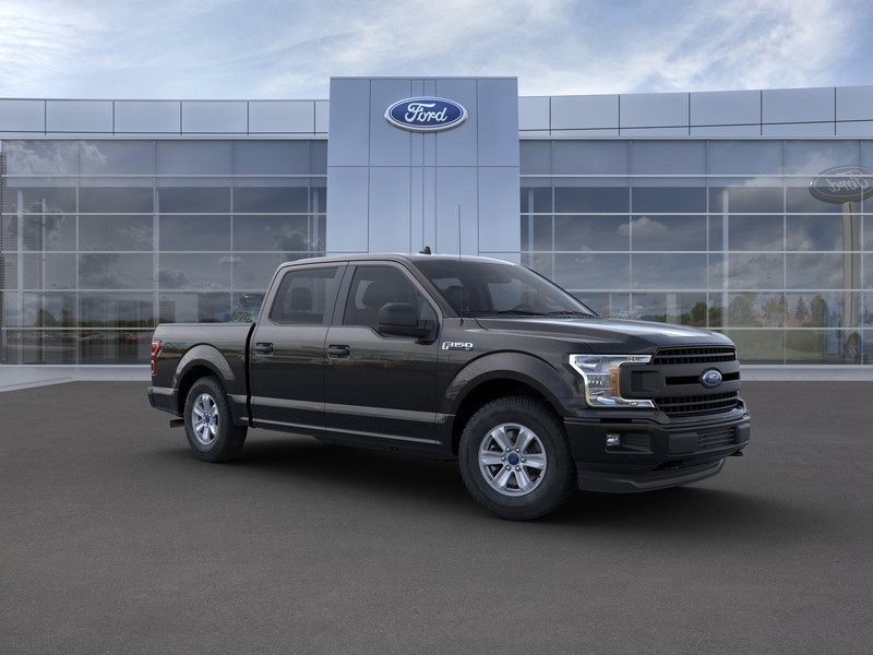 2020 Ford F-150 SuperCrew Cab 4x4, Pickup #E9549 - photo 7