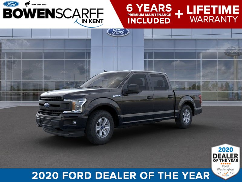 2020 Ford F-150 SuperCrew Cab 4x4, Pickup #E9549 - photo 1