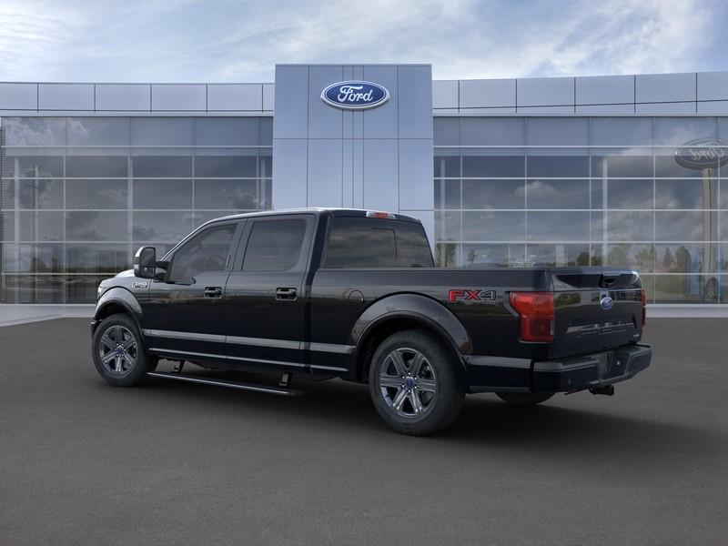2020 Ford F-150 SuperCrew Cab 4x4, Pickup #E9560 - photo 2