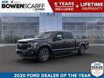 2020 Ford F-150 SuperCrew Cab 4x4, Pickup #E9560 - photo 1