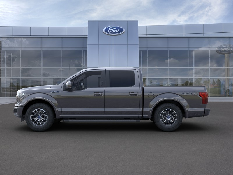 2020 Ford F-150 SuperCrew Cab 4x4, Pickup #E9581 - photo 4