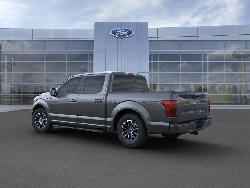 2020 Ford F-150 SuperCrew Cab 4x4, Pickup #E9606 - photo 2