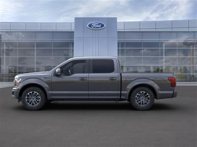 2020 Ford F-150 SuperCrew Cab 4x4, Pickup #E9606 - photo 4
