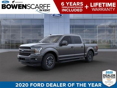 2020 Ford F-150 SuperCrew Cab 4x4, Pickup #E9606 - photo 1