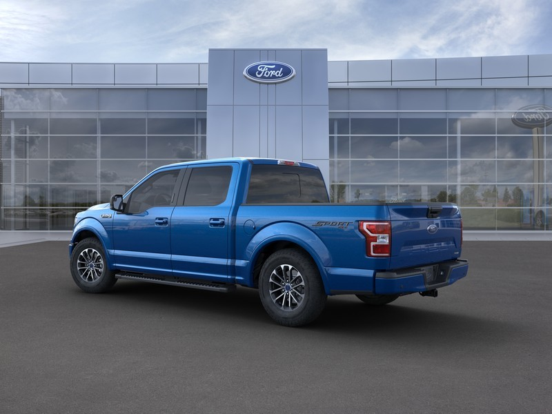 2020 Ford F-150 SuperCrew Cab 4x4, Pickup #E9619 - photo 2