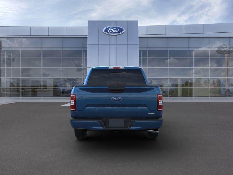 2020 Ford F-150 SuperCrew Cab 4x4, Pickup #E9619 - photo 5