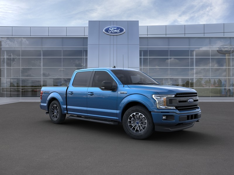 2020 Ford F-150 SuperCrew Cab 4x4, Pickup #E9619 - photo 7