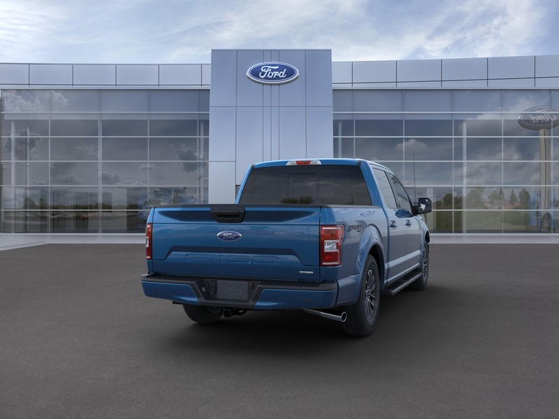 2020 Ford F-150 SuperCrew Cab 4x4, Pickup #E9619 - photo 8