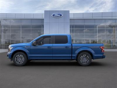 2020 Ford F-150 SuperCrew Cab 4x4, Pickup #E9619 - photo 4