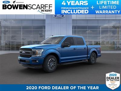 2020 Ford F-150 SuperCrew Cab 4x4, Pickup #E9619 - photo 1