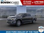 2020 Ford F-150 SuperCrew Cab 4x4, Pickup #E9621 - photo 1