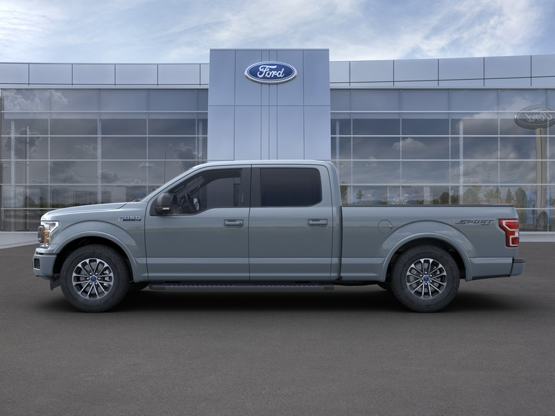 2020 Ford F-150 SuperCrew Cab 4x4, Pickup #E9646 - photo 4