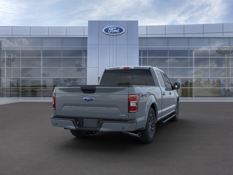 2020 Ford F-150 SuperCrew Cab 4x4, Pickup #E9646 - photo 8