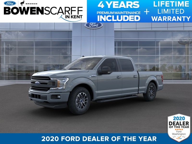 2020 Ford F-150 SuperCrew Cab 4x4, Pickup #E9646 - photo 1